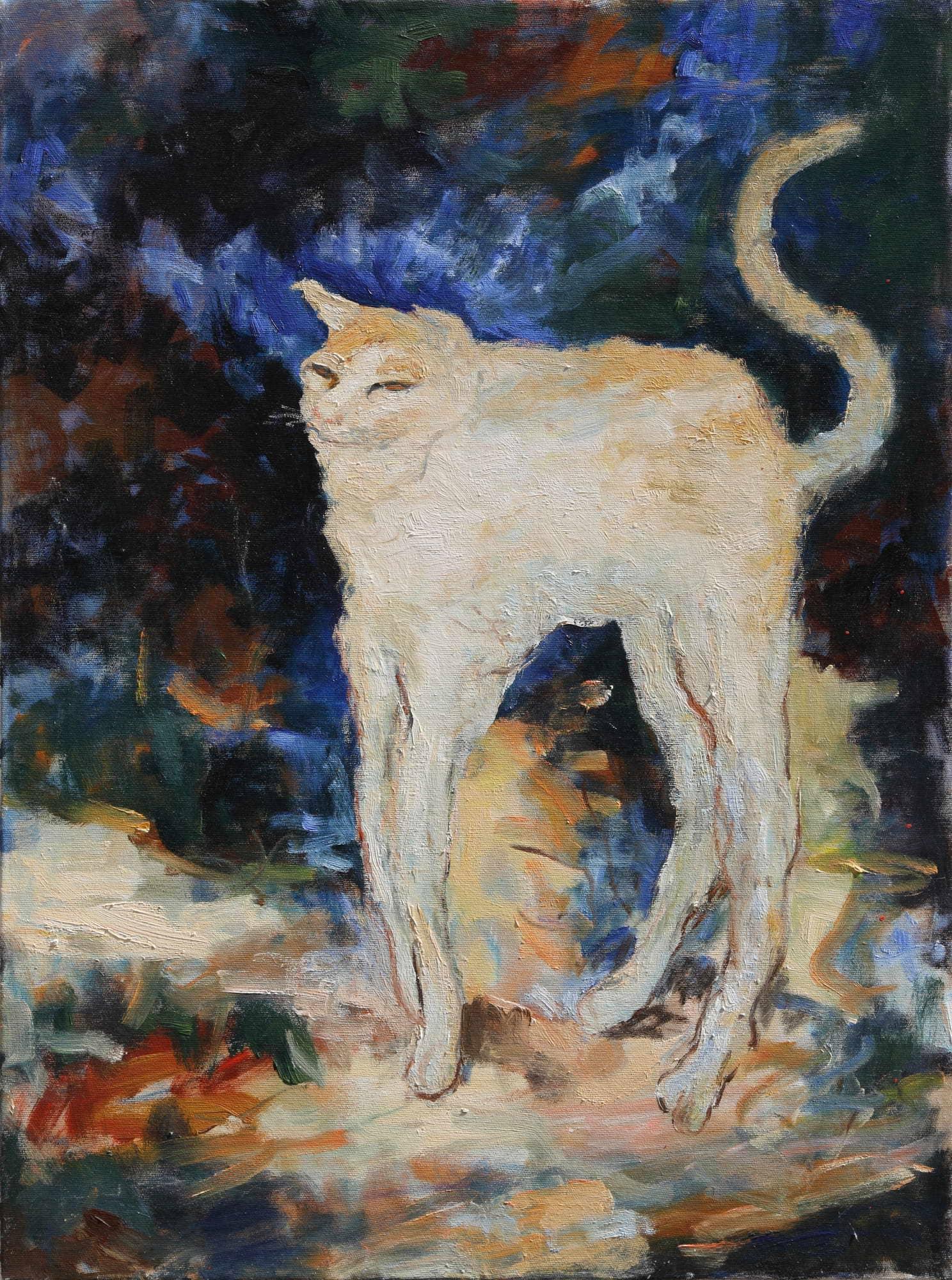 Bonnard's Katze