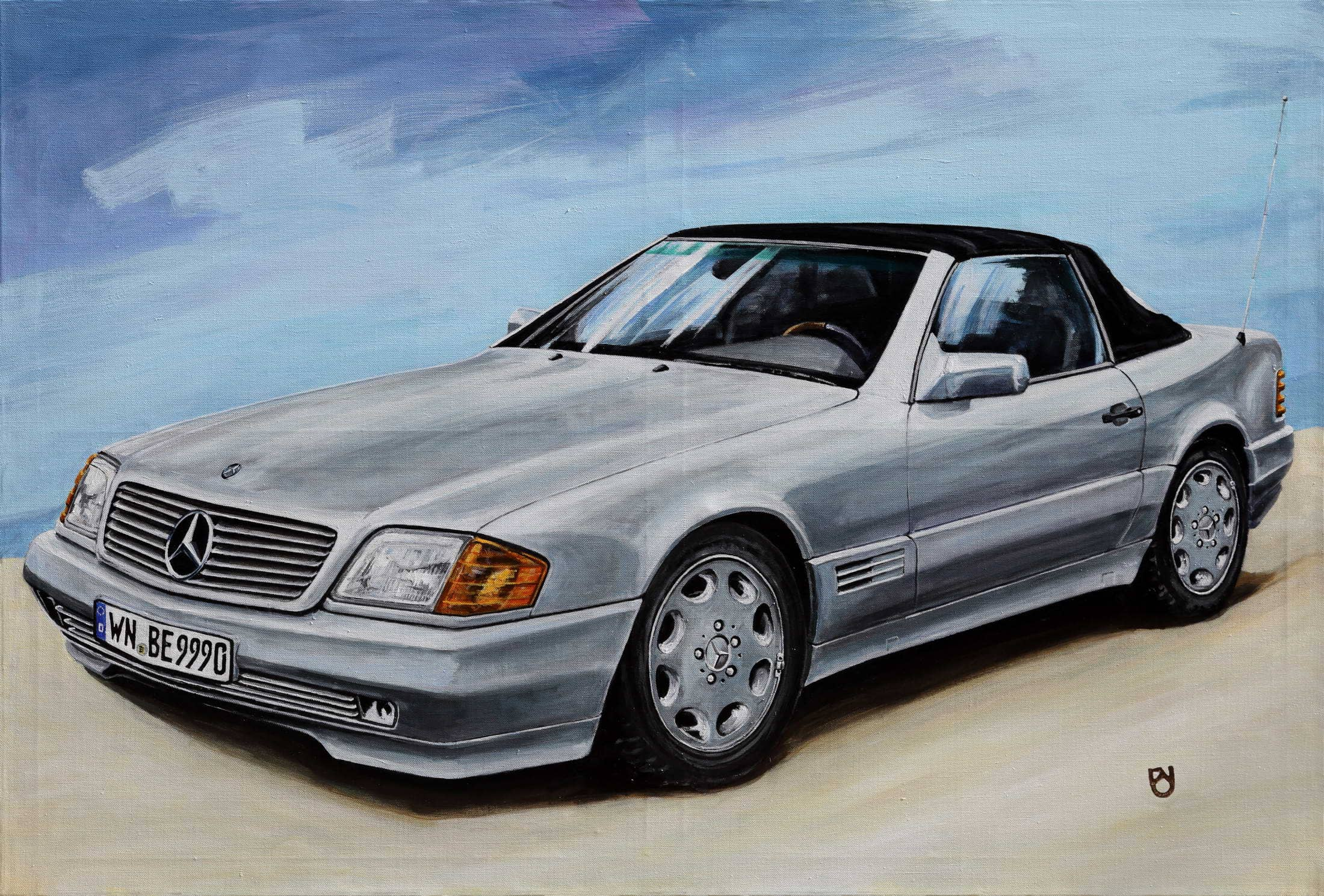 Daimler 300 sl