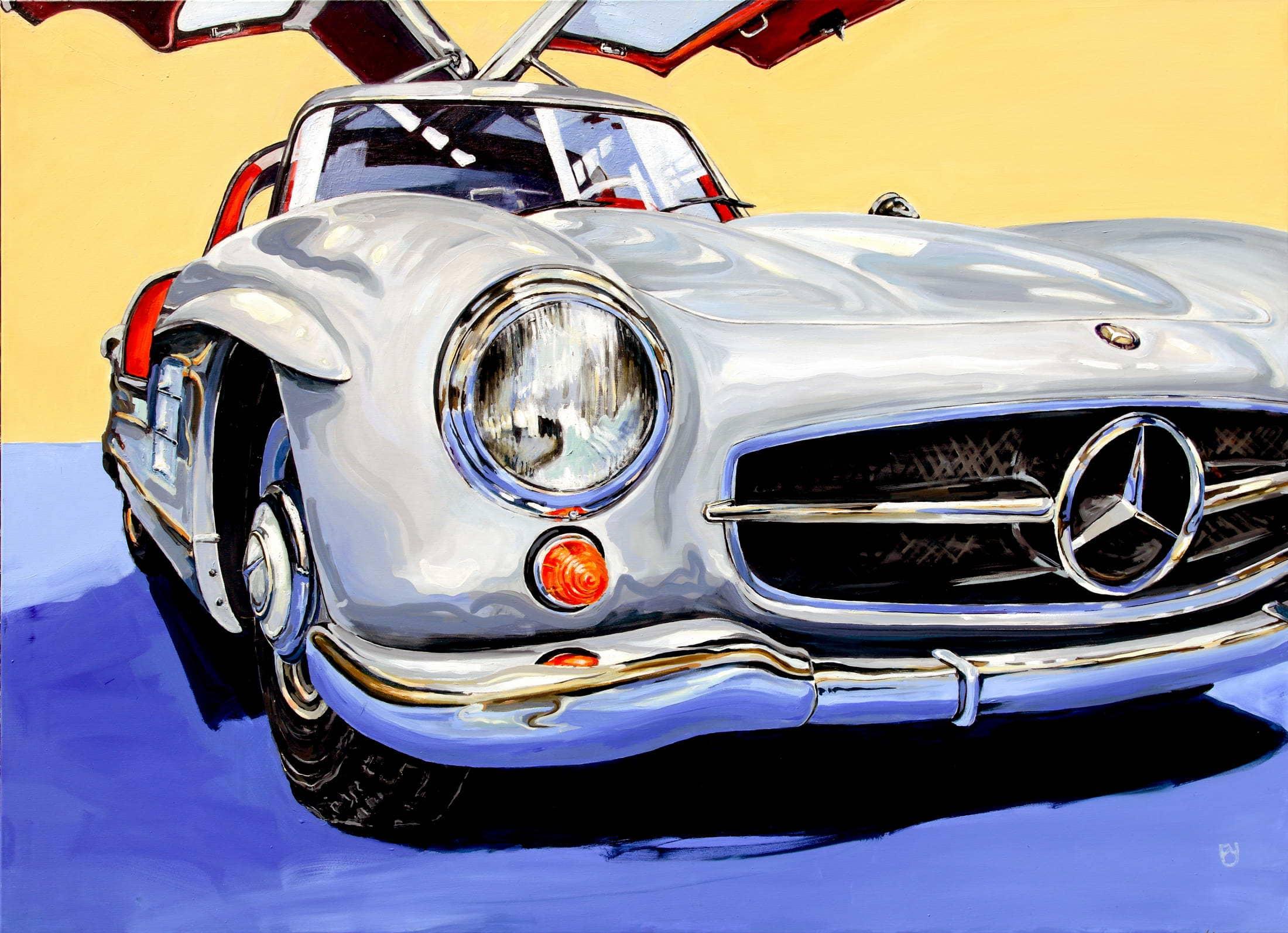 Daimler SL 300