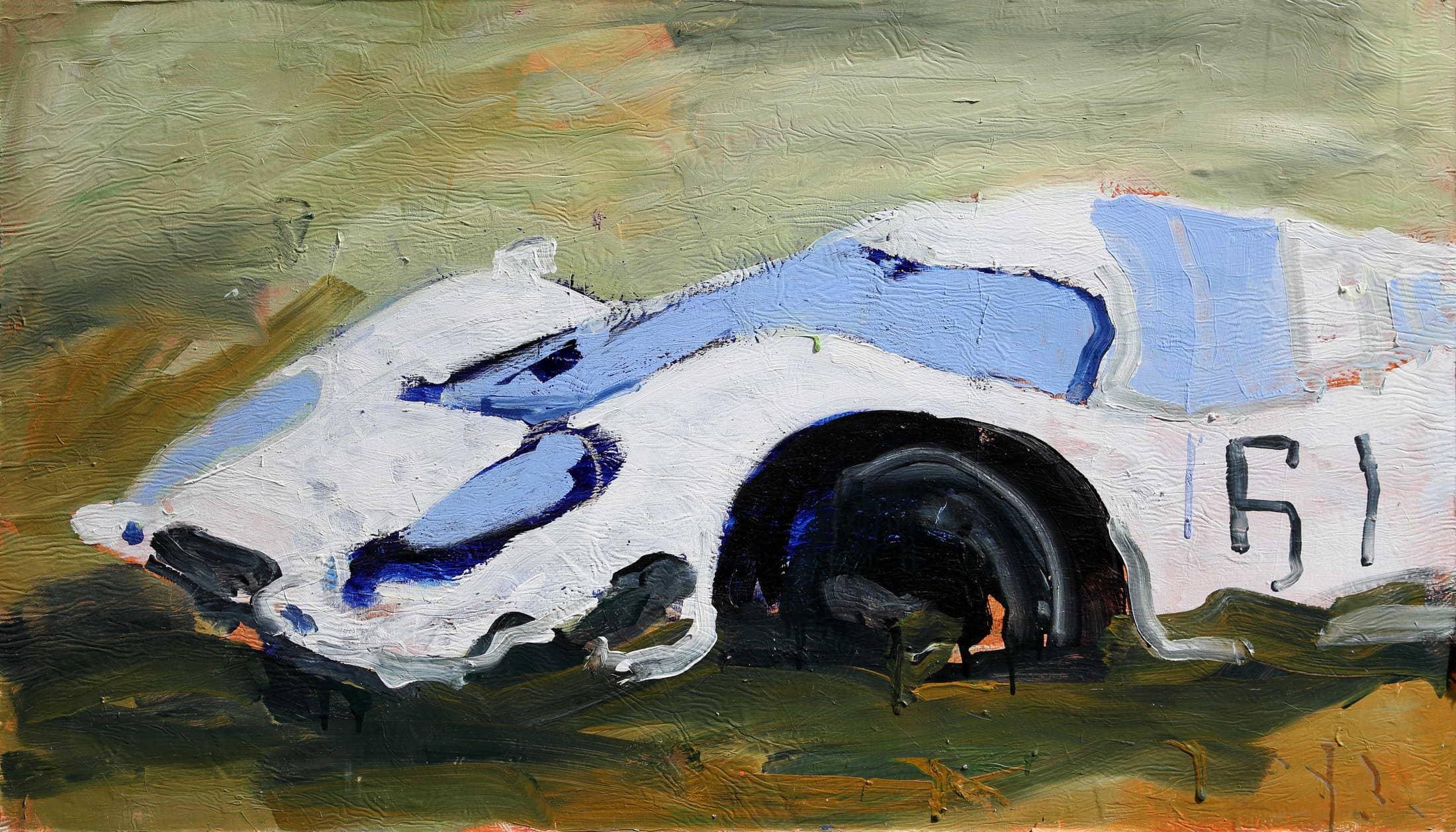 Mud Car