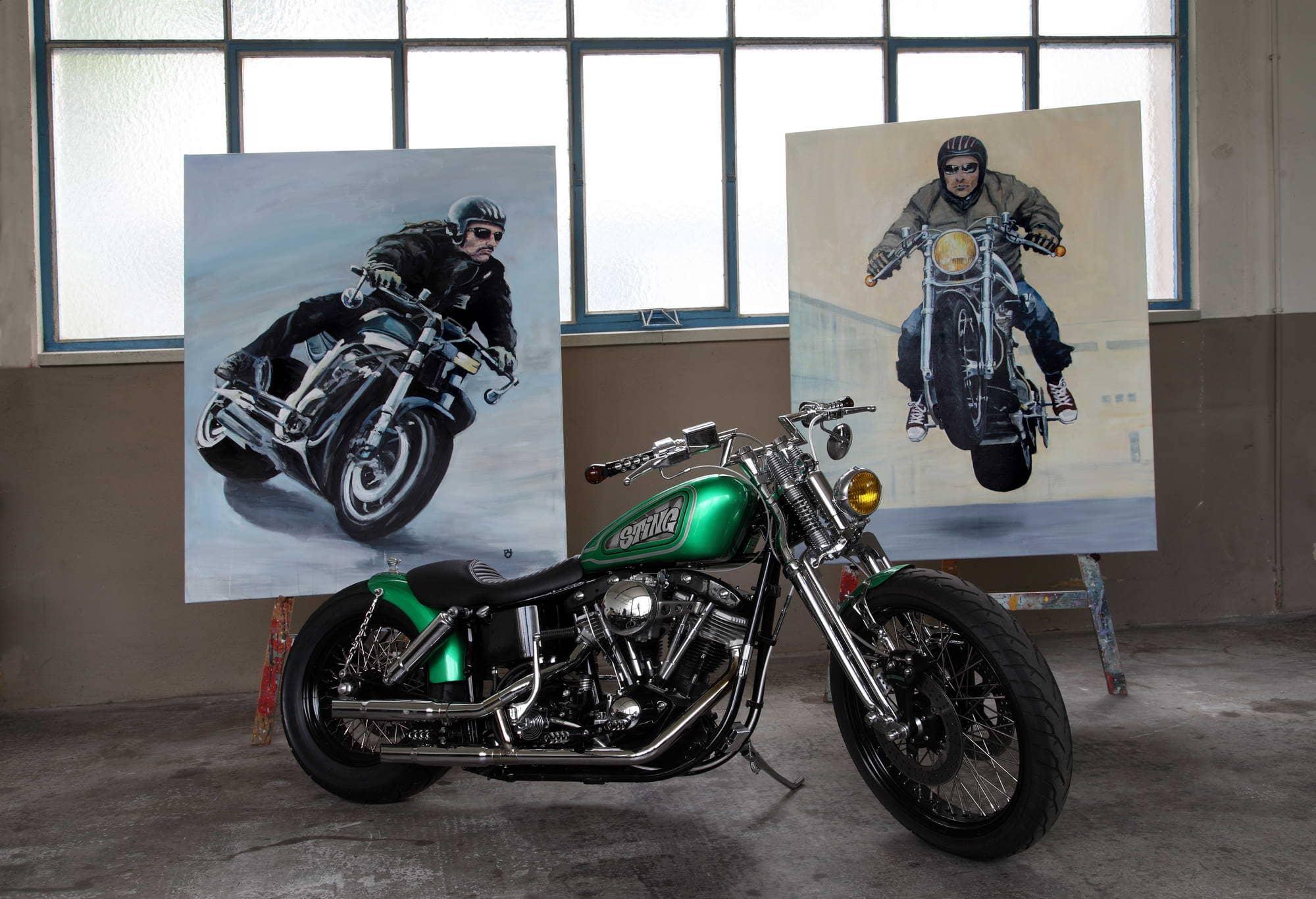 Art meets Bike
