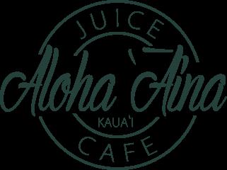 Aloha Aina Juice Logo