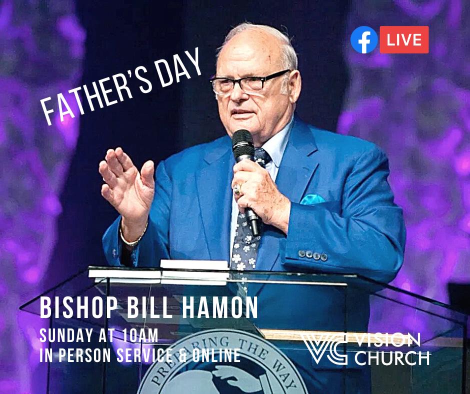 Bishop Hamon - Father's Day