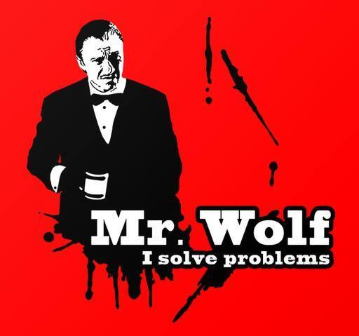 A medida provisória de Mr. Wolf