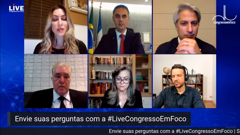 Em live, deputados exigem respeito do governo a Servidores Públicos