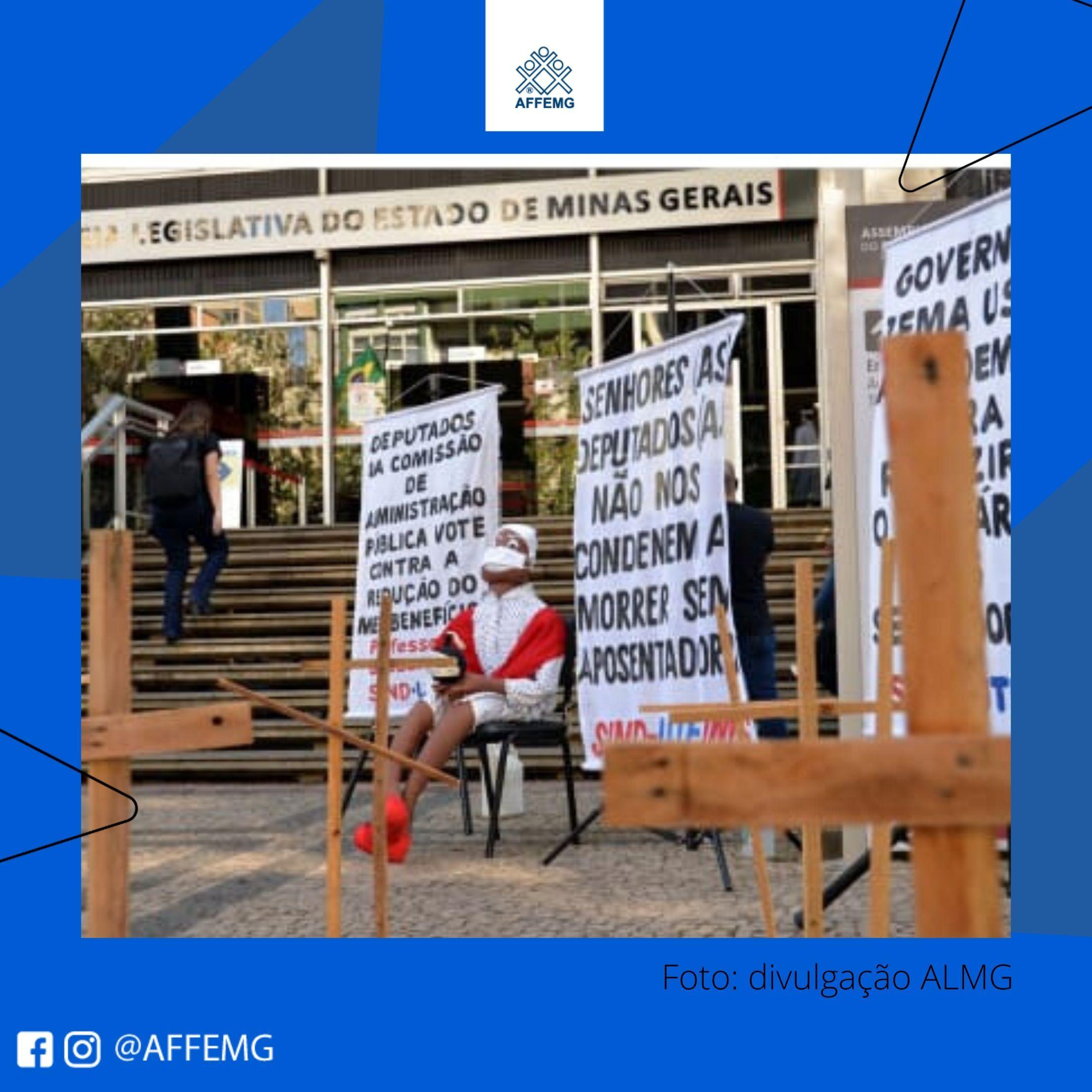 Entidades do Fisco se manifestam em Seminário da ALMG sobre reforma da Previdência