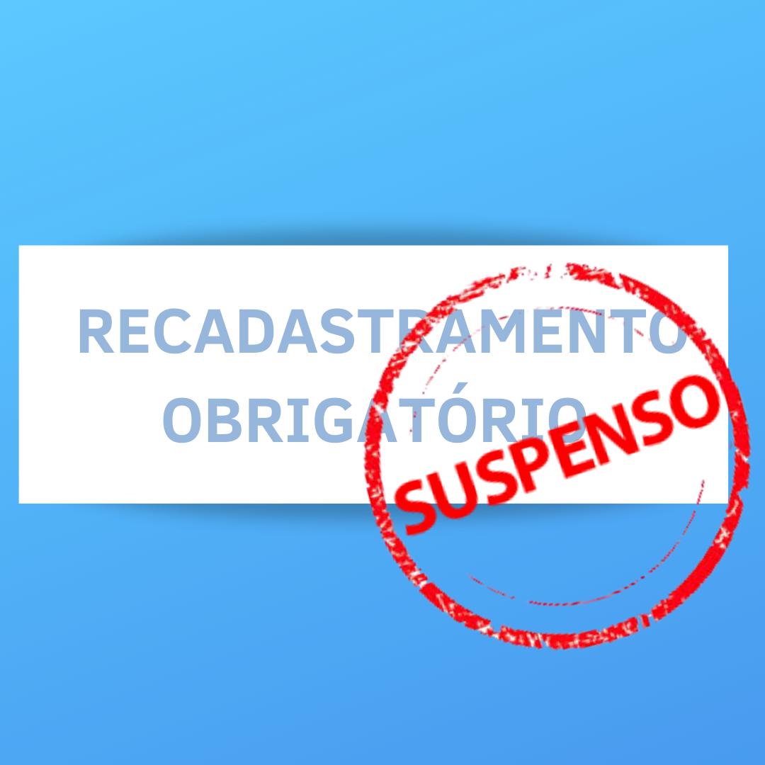 Prova de Vida e prazos de processos administrativos permanecem suspensos
