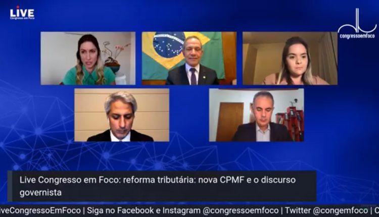 Em debate, Molon e especialistas criticam proposta de nova CPMF