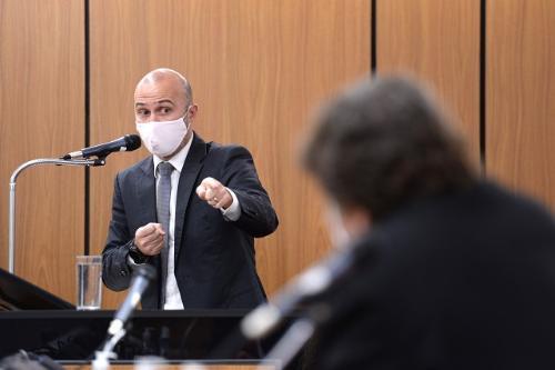 Deputado Gustavo Valadares foi o único a se manifestar favorável à reforma do governo