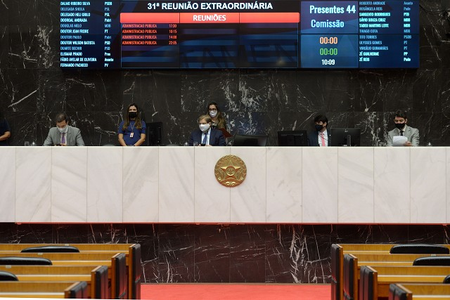 Plenário aprova PEC da reforma da previdência