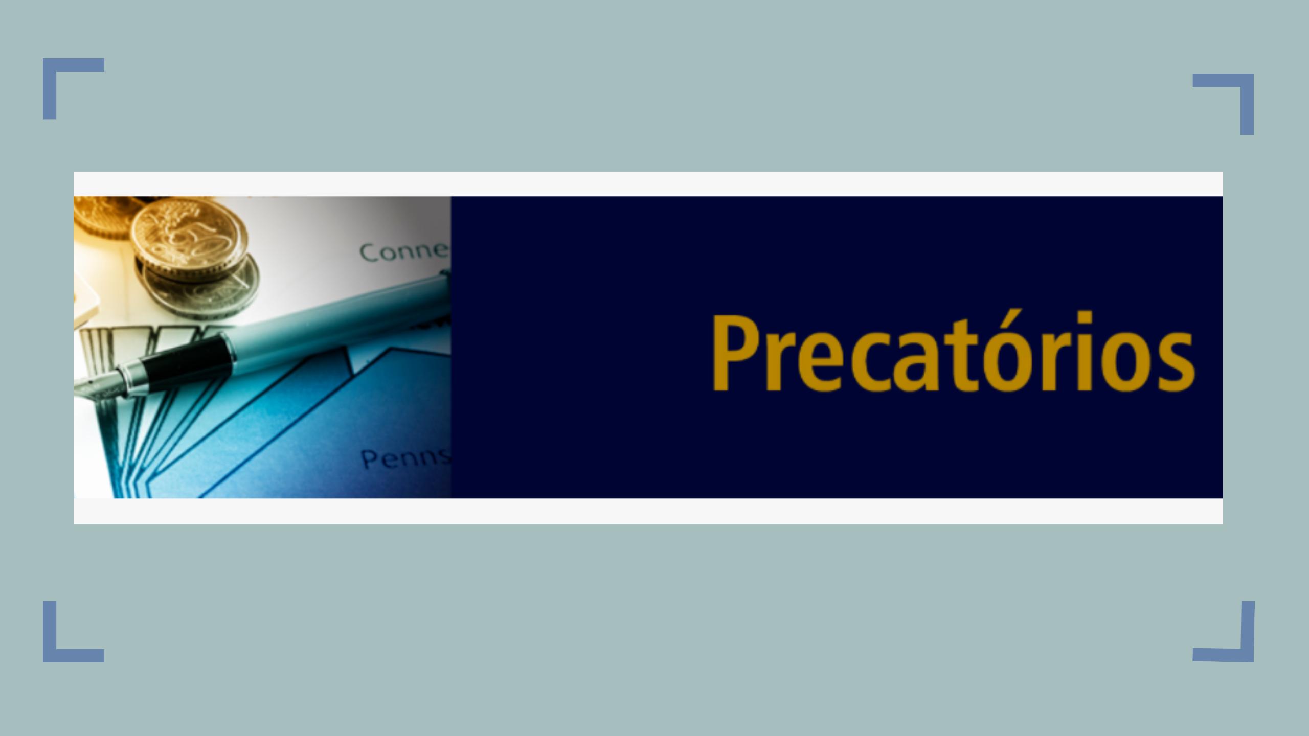Conciliação de Precatórios: TJMG publica Edital 01 em 09/11/20