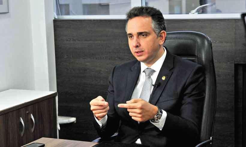 Em entrevista ao Estado de Minas, Rodrigo Pacheco fala de reformas e defende Servidores
