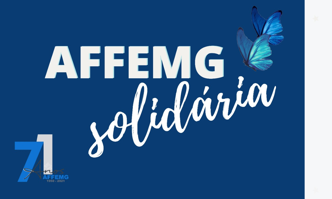 Segunda etapa da ação solidária promovida pela AFFEMG tem cobertura da imprensa em Belo Horizonte