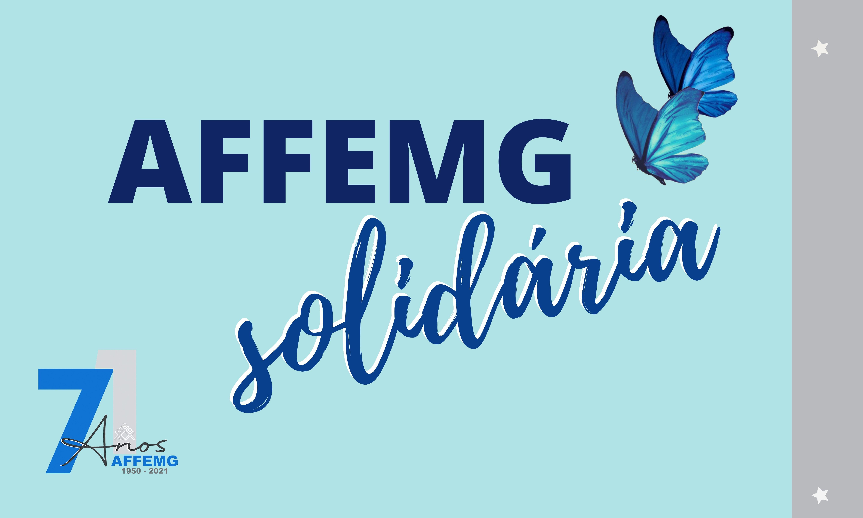 Associados da AFFEMG se unem novamente e arrecadam mais de R$ 70 mil para a compra de equipamentos de proteção para os profissionais da saúde, em Minas