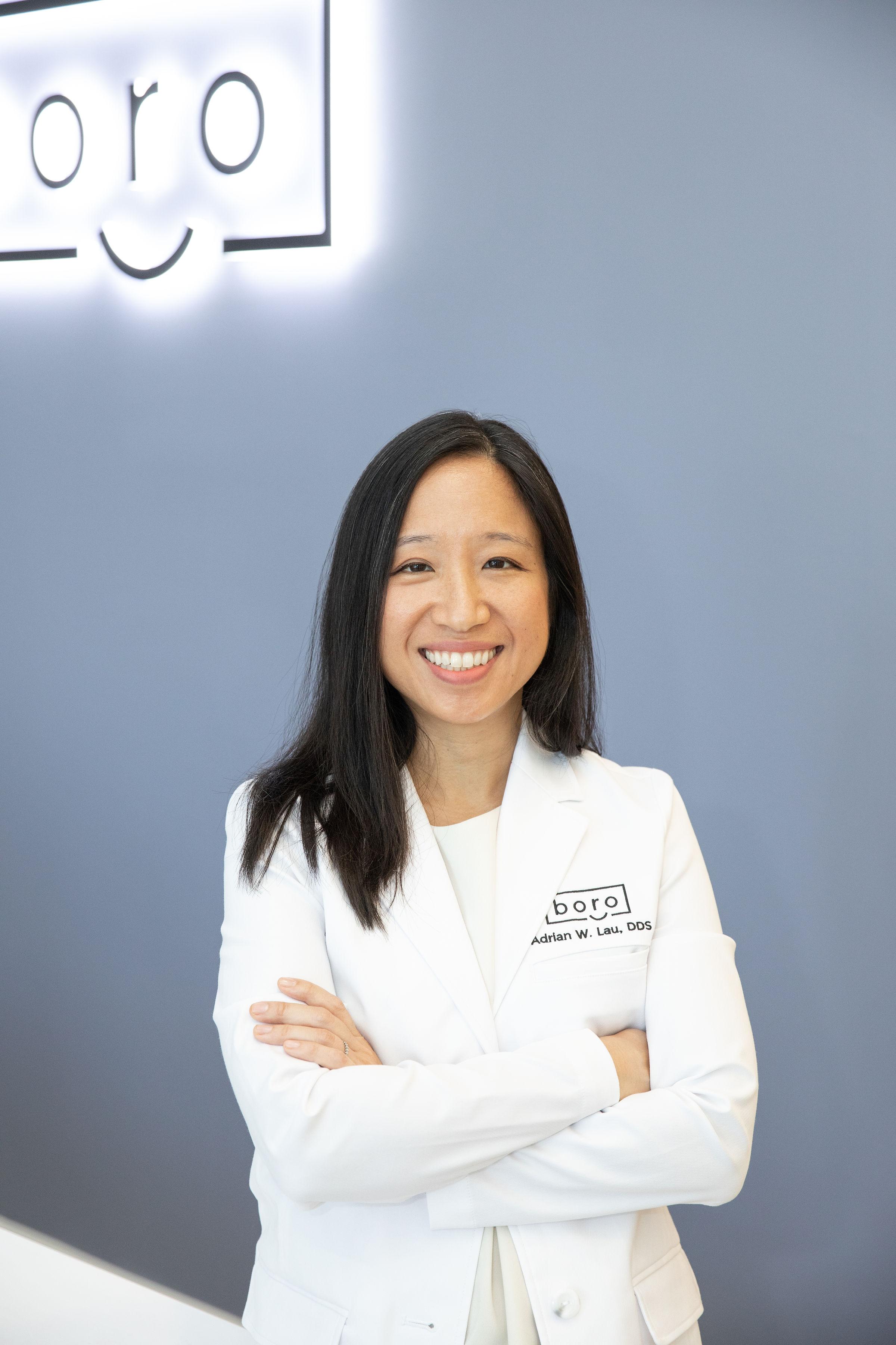 headshot of dr. lau