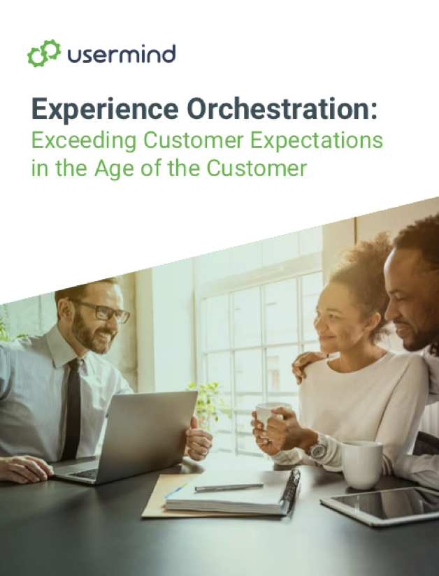 Experience Orchestration: Exceeding Customer Expectations in the Age of the Customer