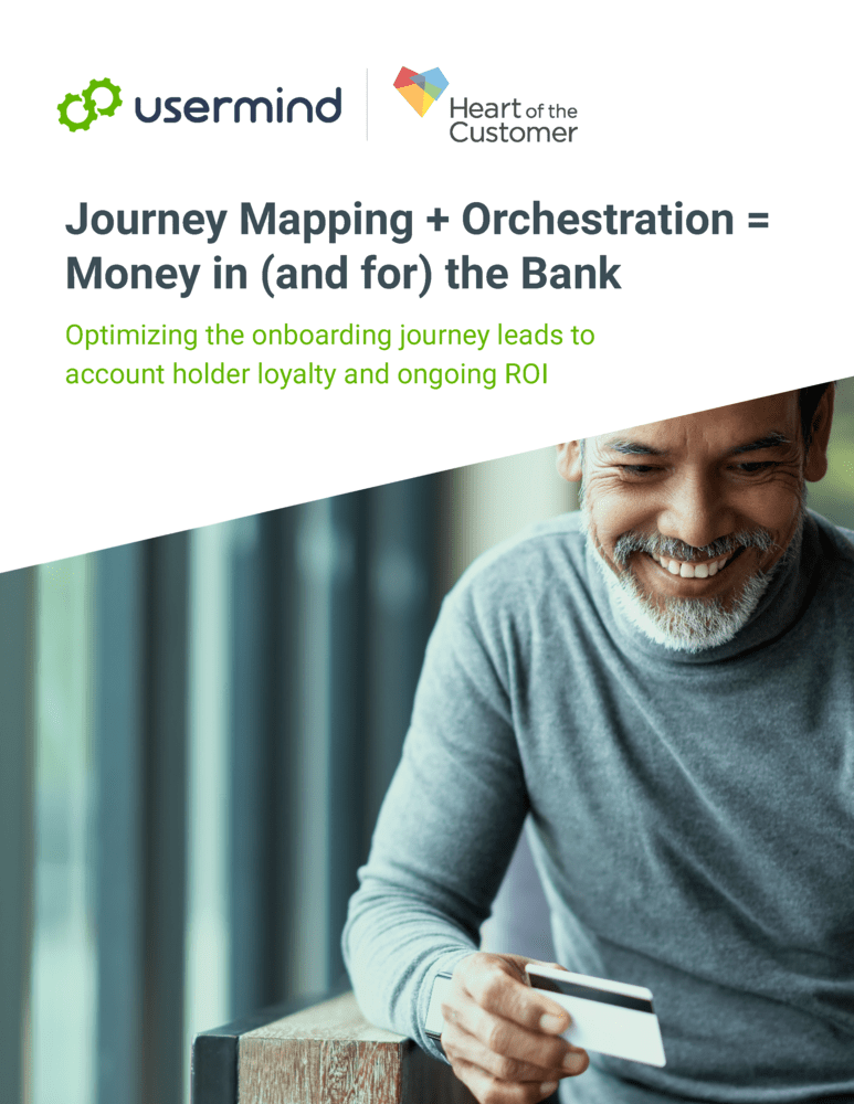 Journey Mapping + Orchestration = Money in (and for) the Bank