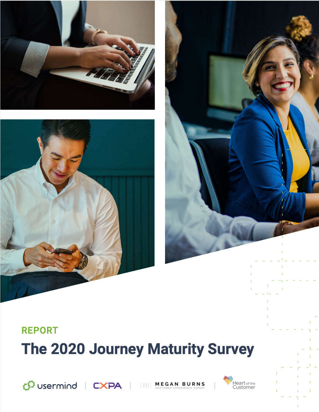 Report: The 2020 Journey Maturity Survey