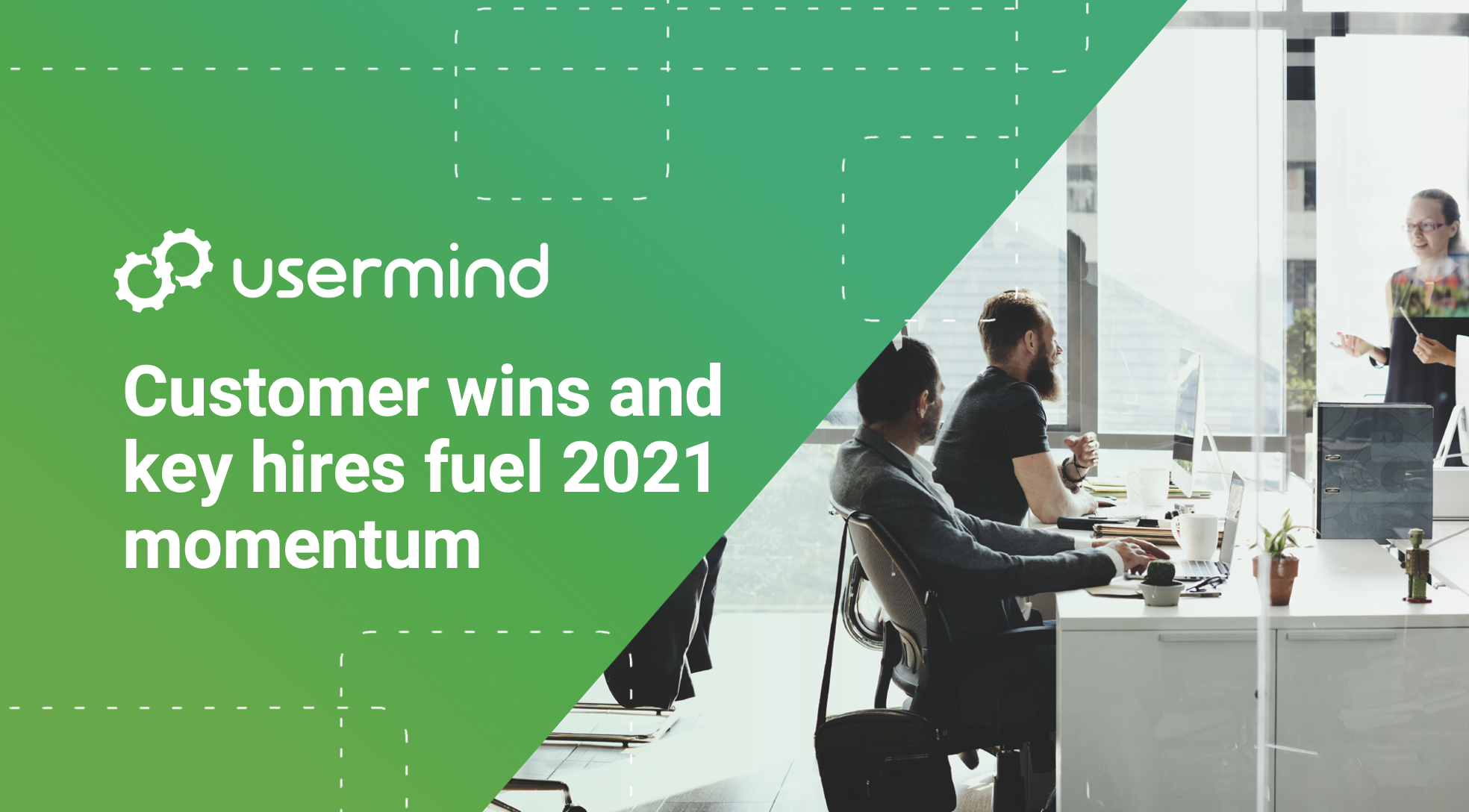 Usermind raises over $14m led by WestRiver Group in 2020