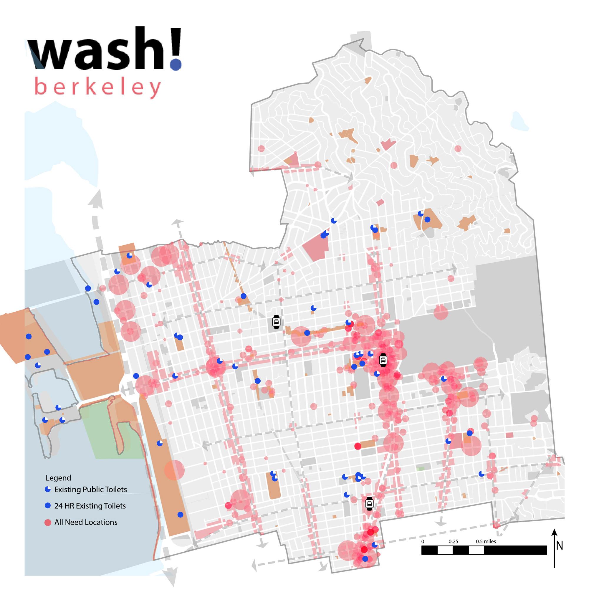 Berkeley Wash