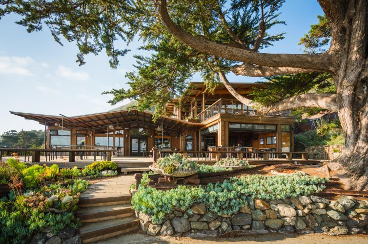 Esalen Lodge