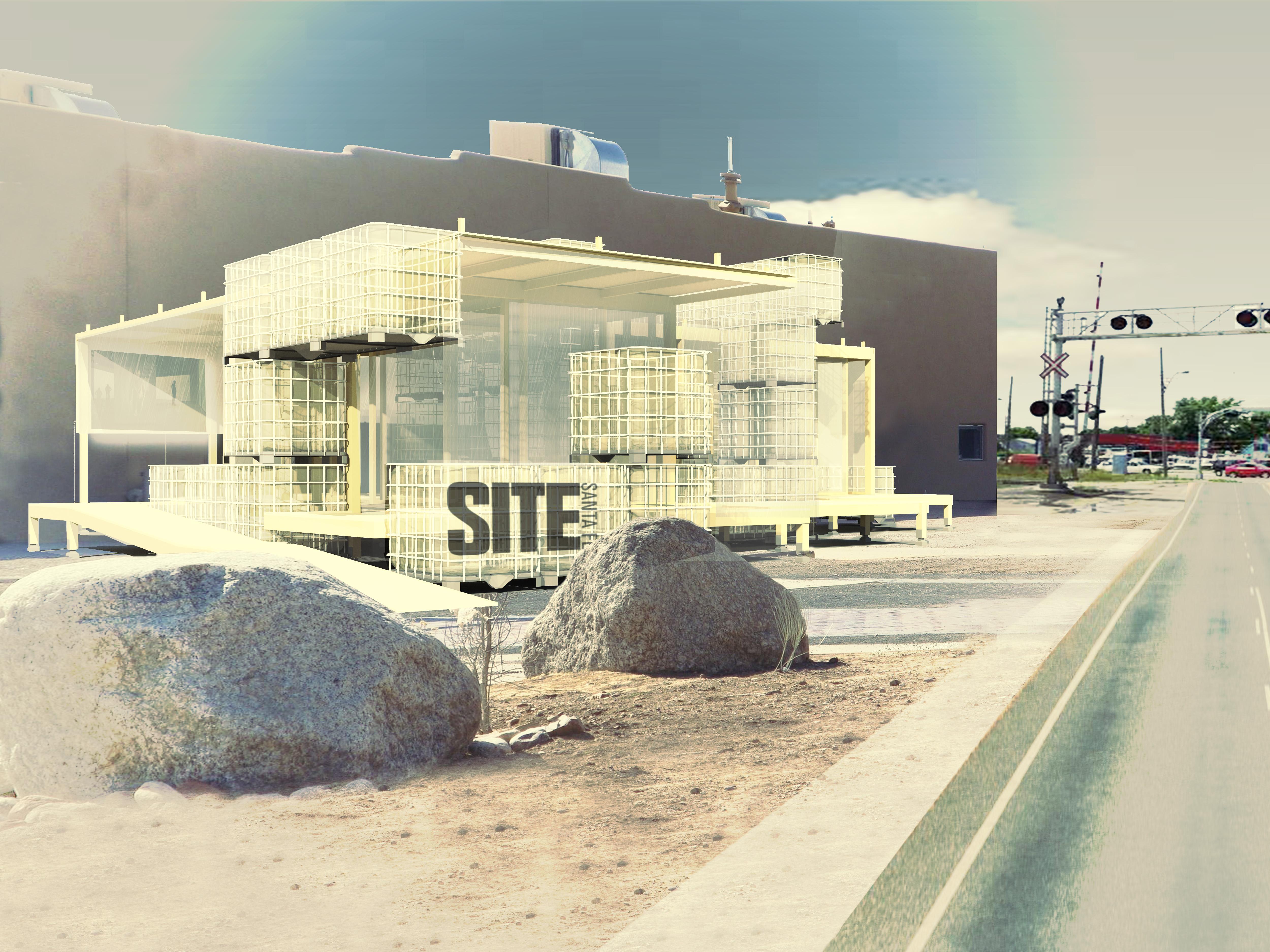 SITE Santa Fe - 2014 Biennial Pavilion Competition