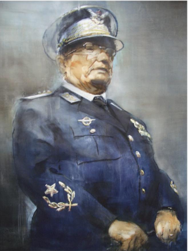 Bodoni, Blue Uniform (Tito), 2010