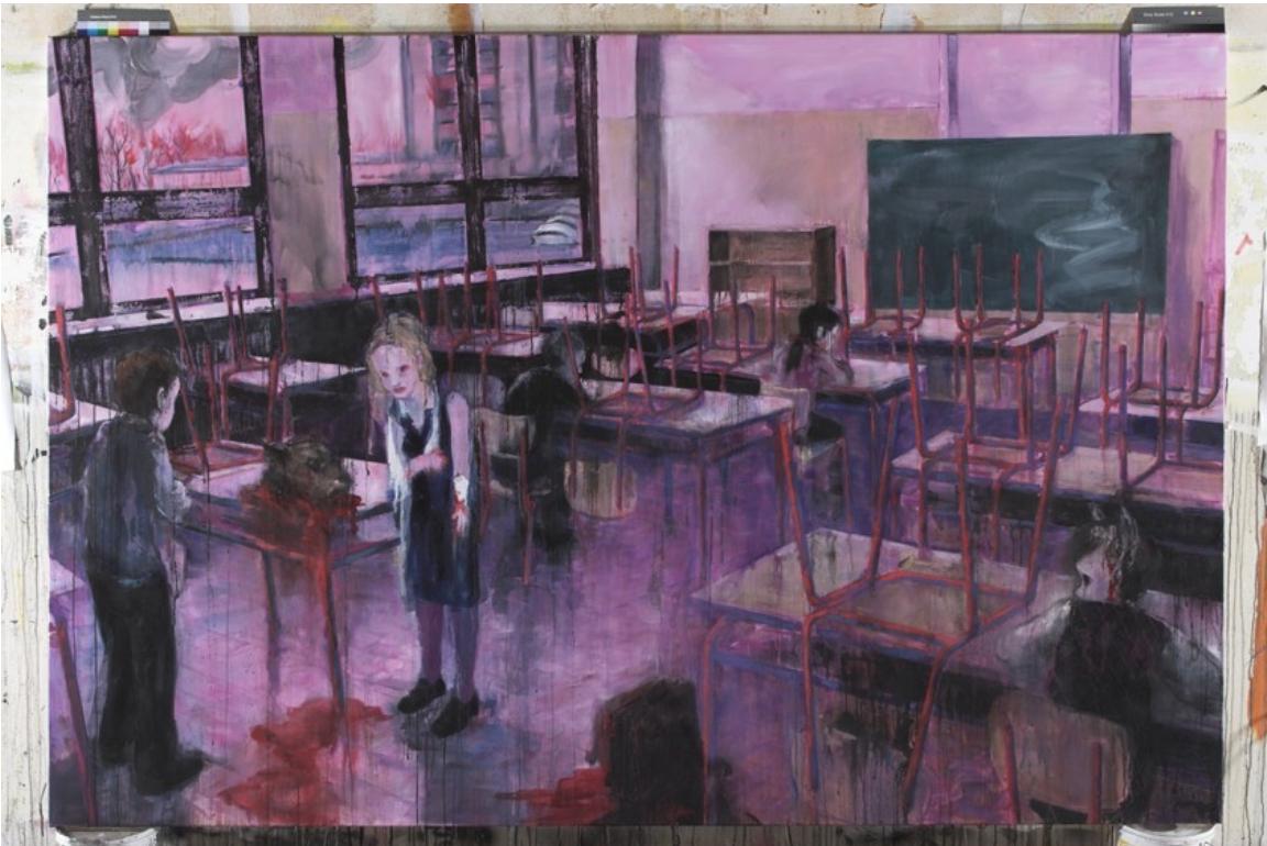 Bolf, Classroom, 2009