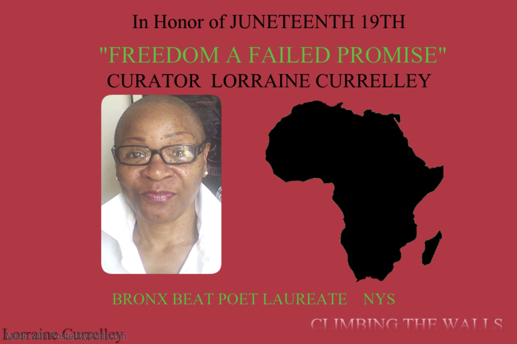 In honor of Juneteenth, Lorraine Currelley