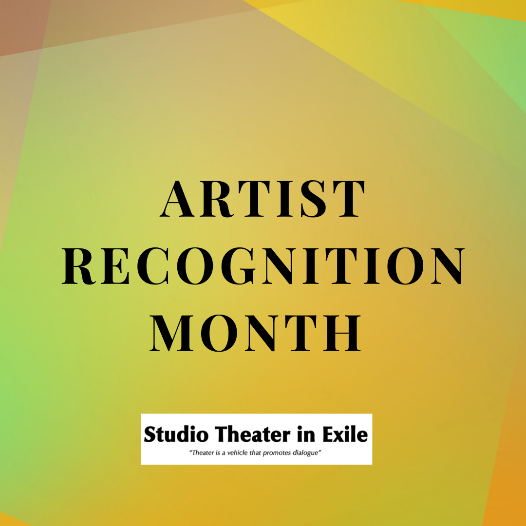 Artist Recognition Month