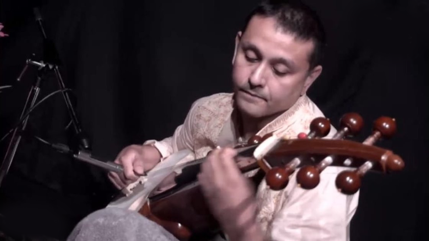 Climbing the Walls - Gorakh Kalyan performed by Satyaki Dutta