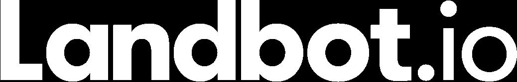 landbot logo white