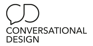 conversational design logo