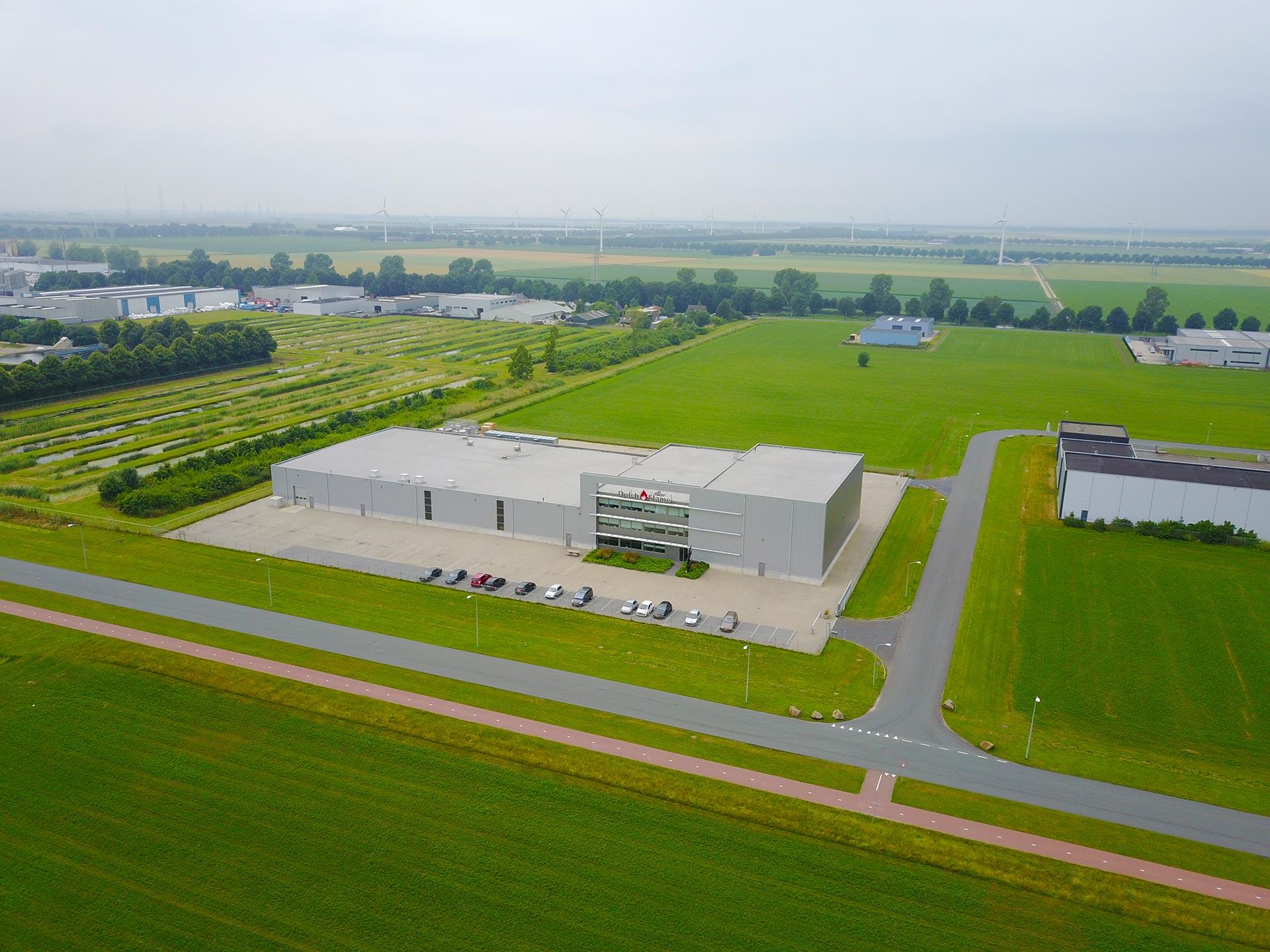 Flame Group LTD in Zeewolde