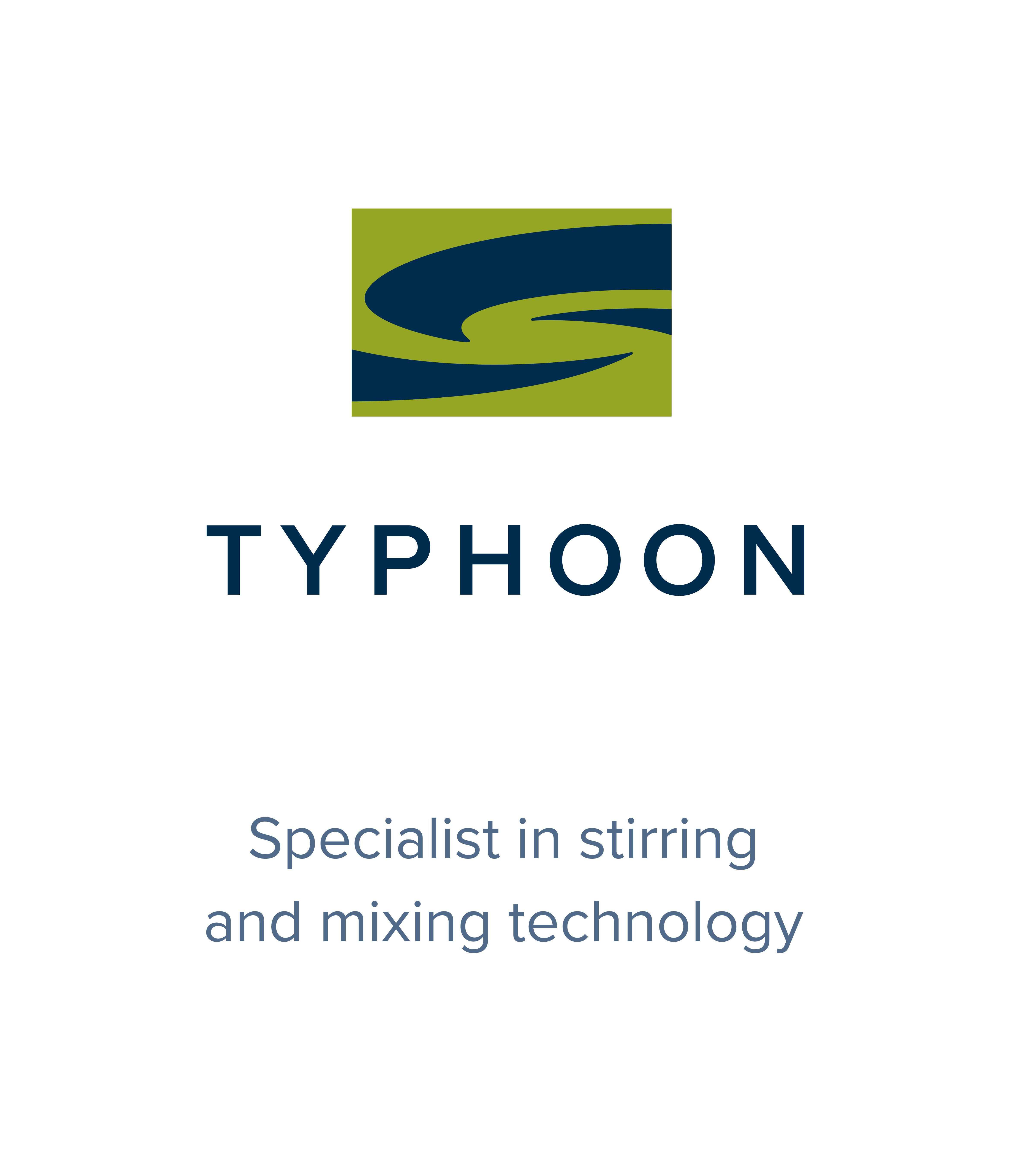 Typhoon røreværker