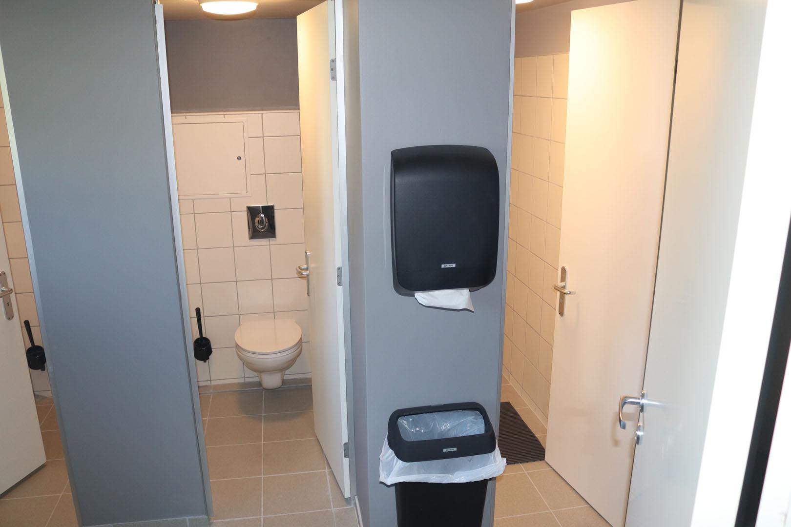 Herre toalett