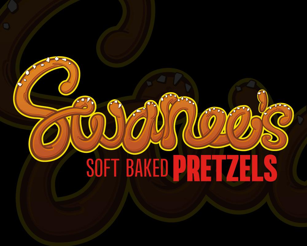 Swanee's Pretzels logo