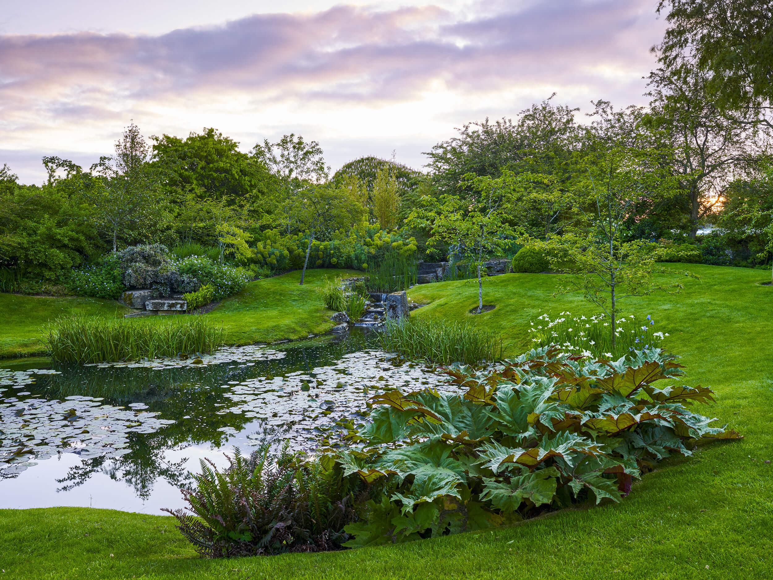 Garden in Berkshire