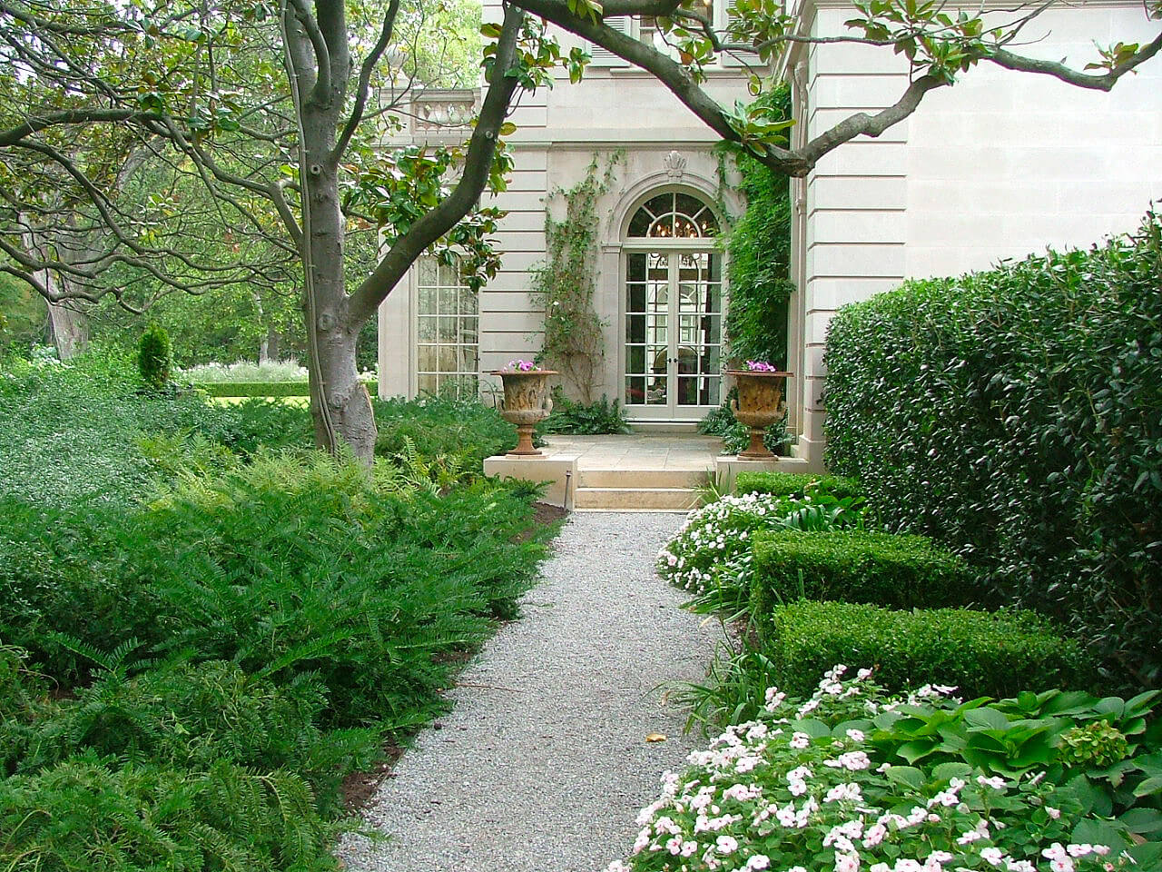 Garden in Dallas
