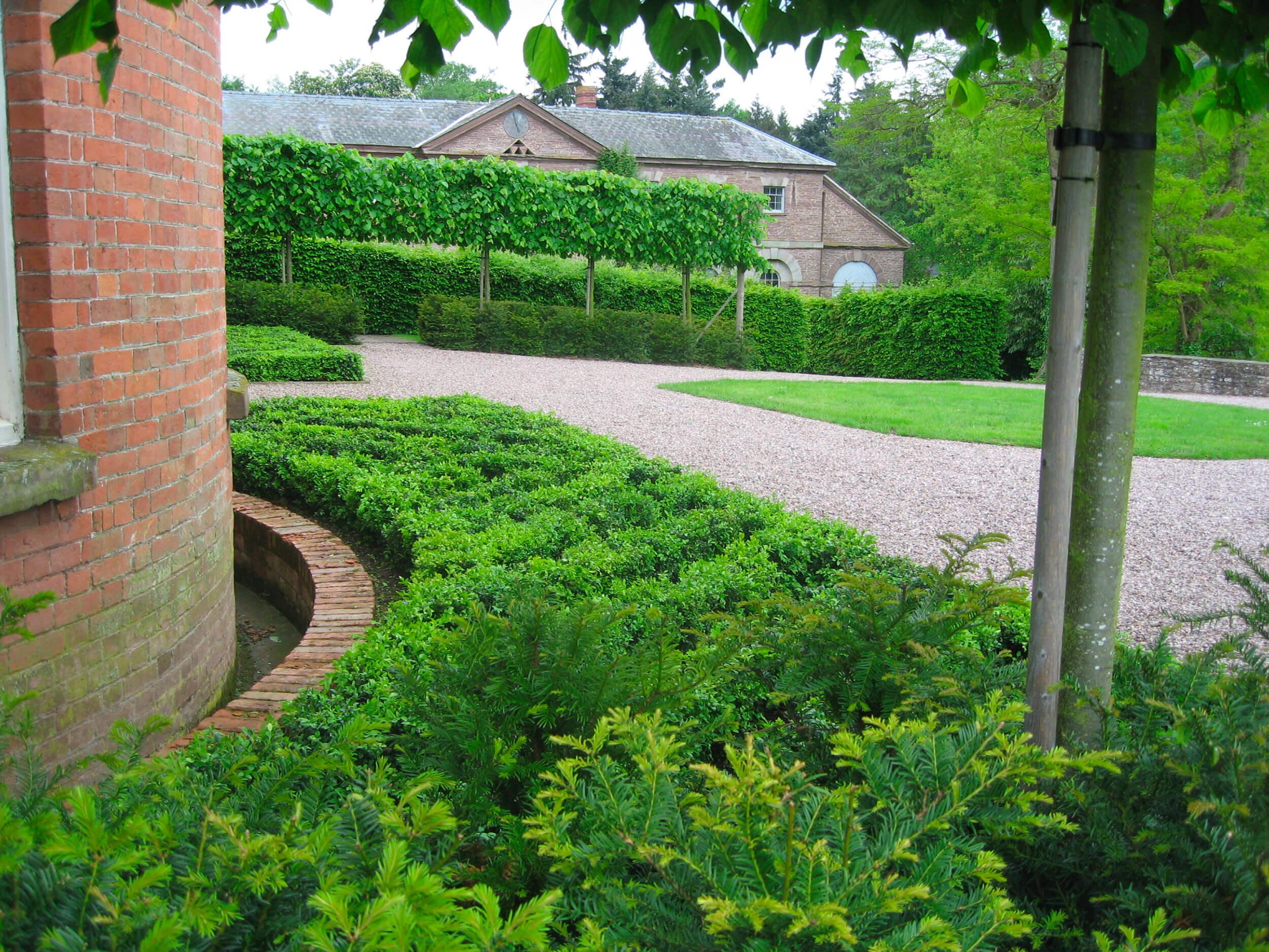 Herefordshire Garden