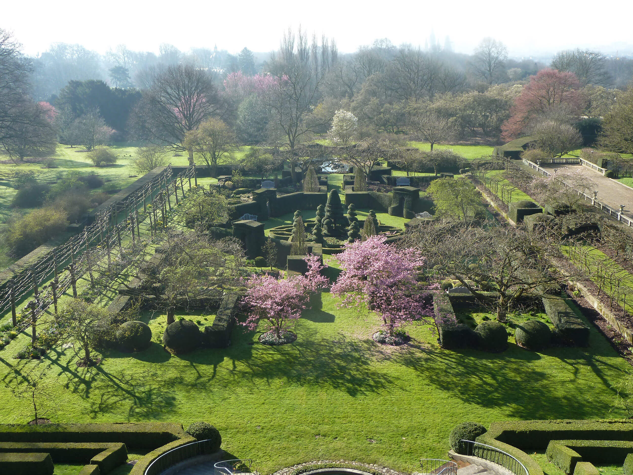 Garden in Belgium