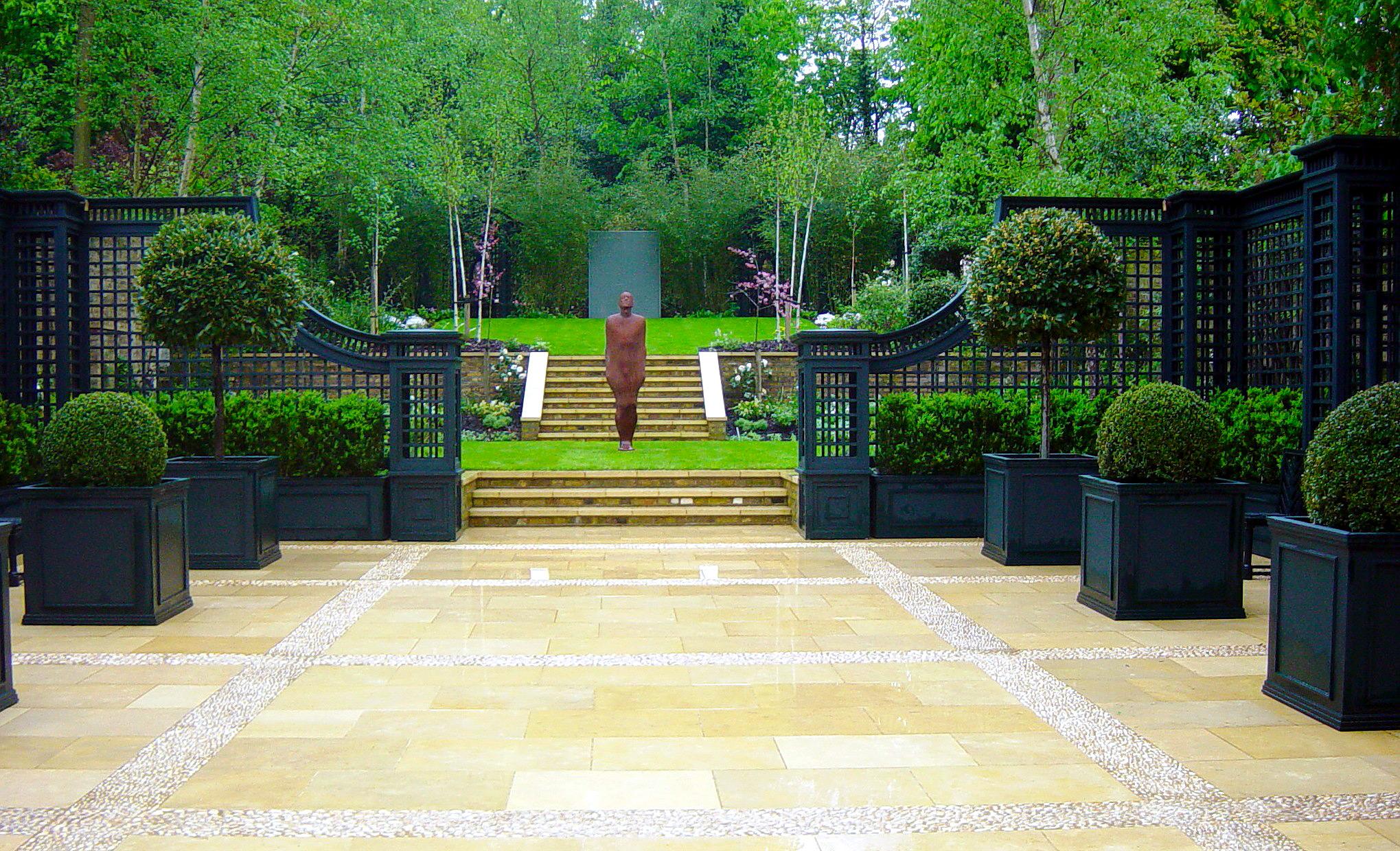Holland Park Garden, London
