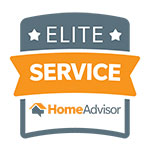 we are homeadvisor elite service provider
