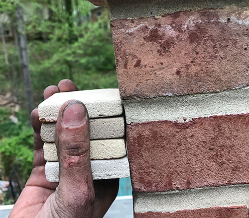 brick and mortar matching