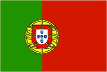 Portugisisk flagg