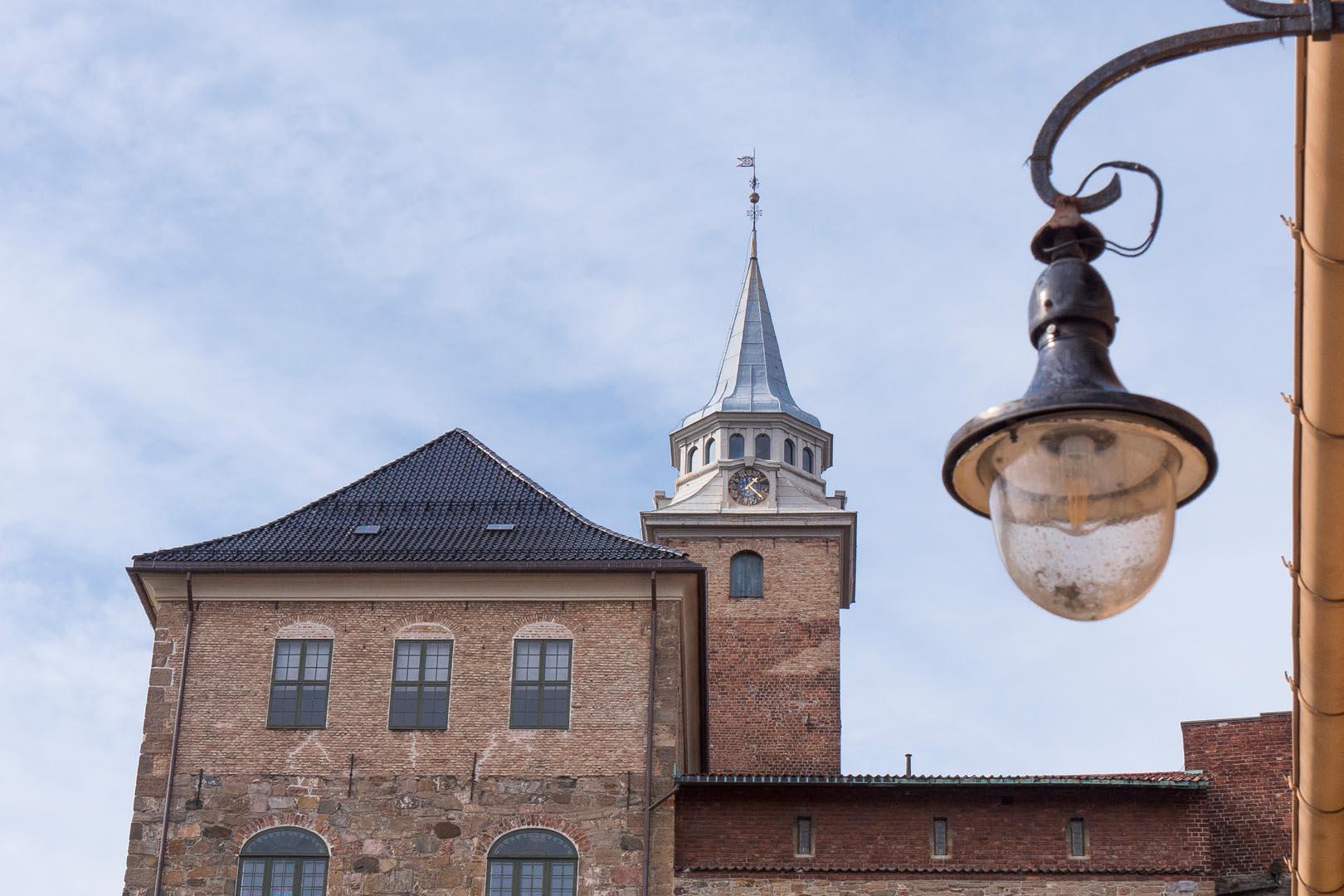 Akershus Festning og Kvadraturen - 001
