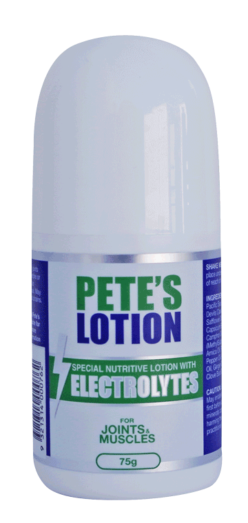 Pete's Lotion