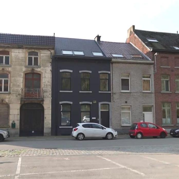 BDV - Rénovation surprenante et astucieuse d'une maison mitoyenne à Nivelles