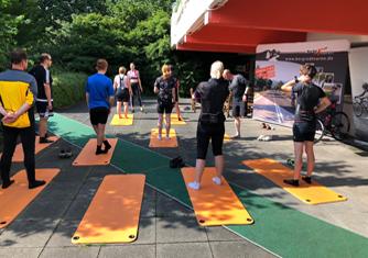 Rennrad & Rumpf Trainings-Wochenende