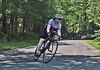 Rennrad Einsteiger Training Hohe Mark